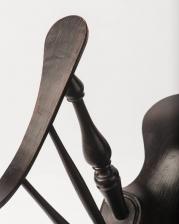 Continuous arm armchair detail 3