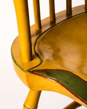 Birdcage Side Chair Detail