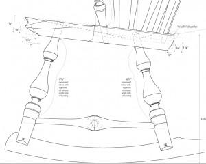 Windsor Chair Plans