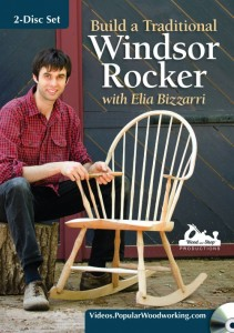 Windsor Rocker with Elia Bizzarri DVD